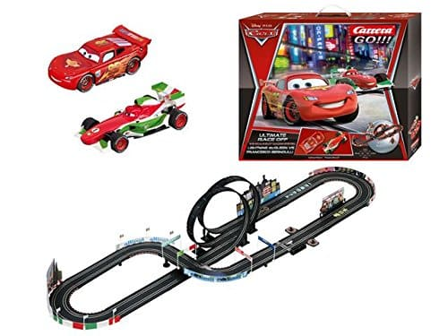 Carrera GO - Disney Pixar Cars 2 - Ultimate Race Off