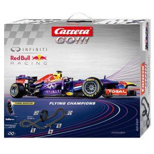 Carrera Go!!! - 20062340 - Circuit De Voiture - Flying Champions RedBull Formule 1