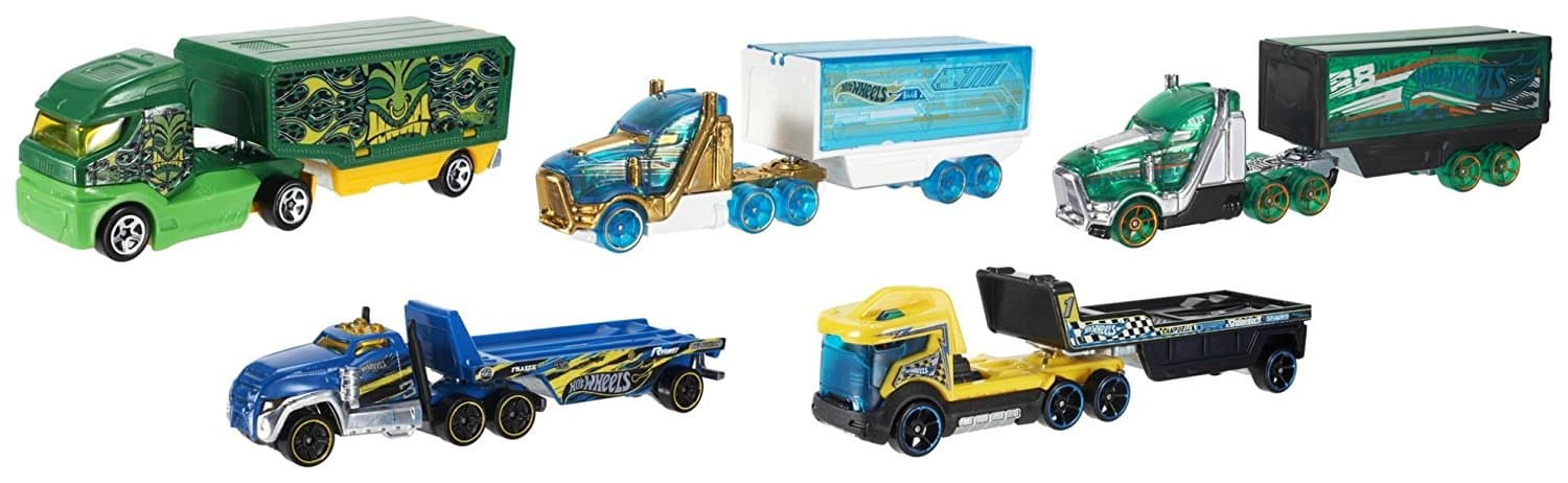 Camion Hot Wheels Simple