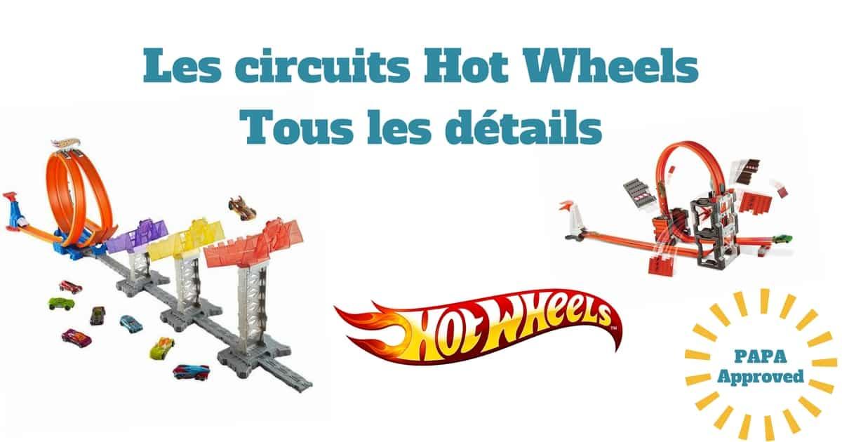 Les circuits Hot Wheels en coffrets - Tous les détails